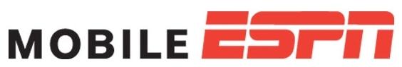 mobile ESPN Logo