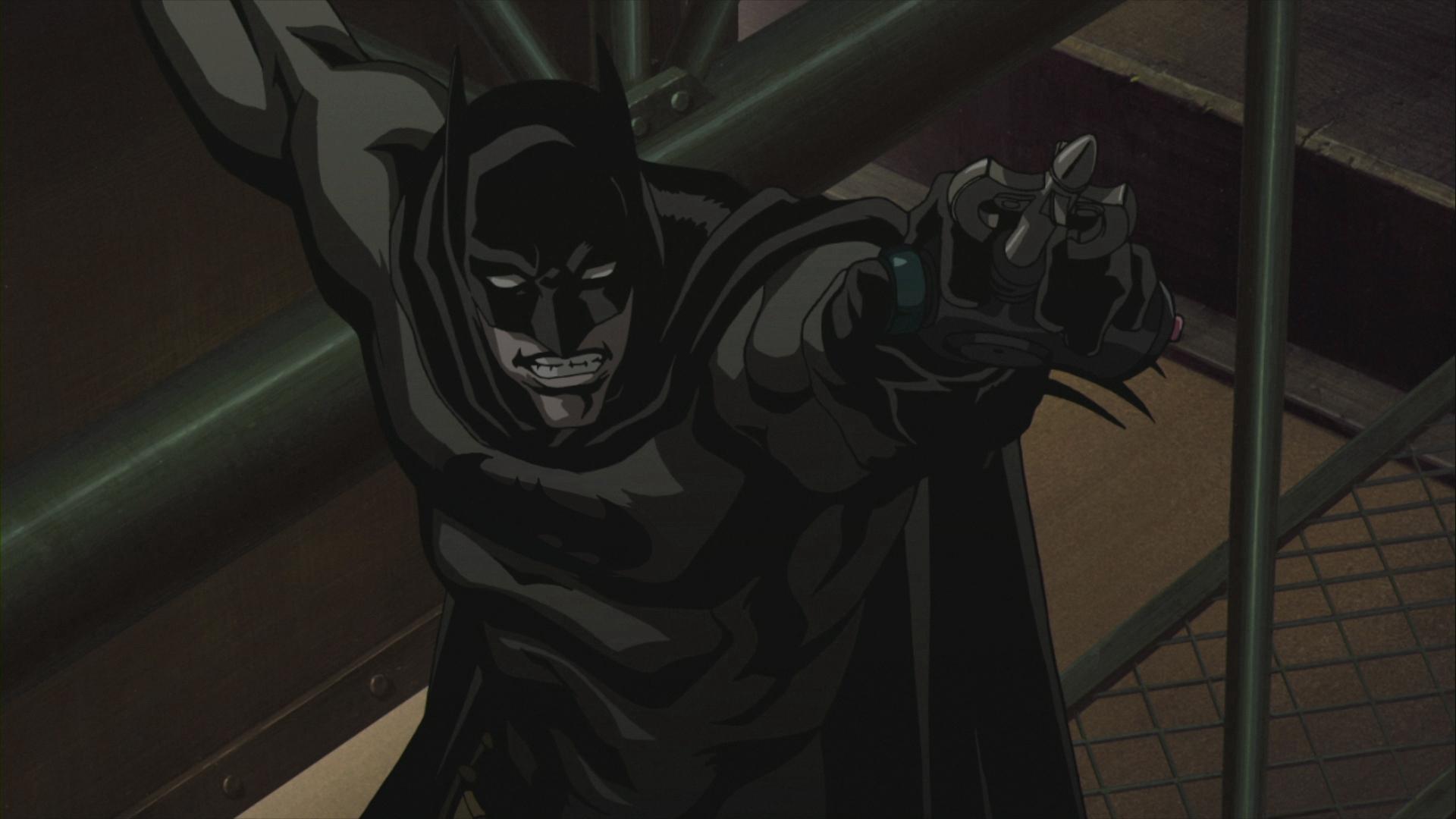 """Batman: Gotham Knight"": DVD Review | Your Entertainment Now"