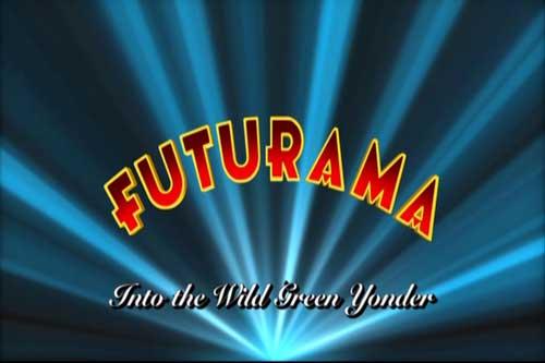 fourth futurama straighttovideo movie into the wild