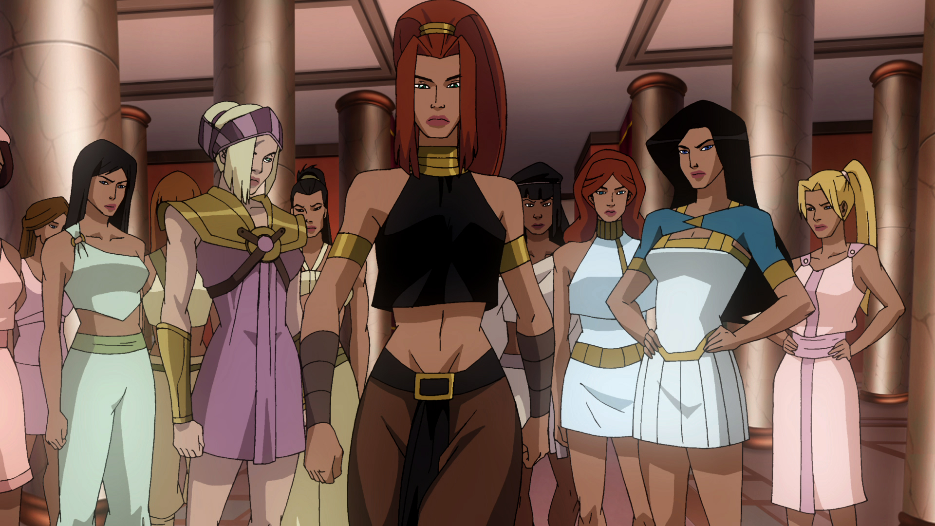 Did the amazons exist as a